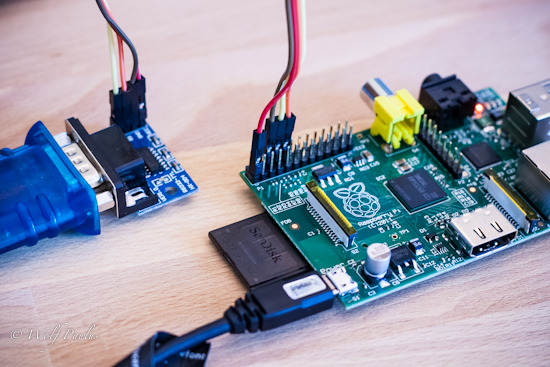 Accessing Raspberry Pi via Serial – Wolf Paulus