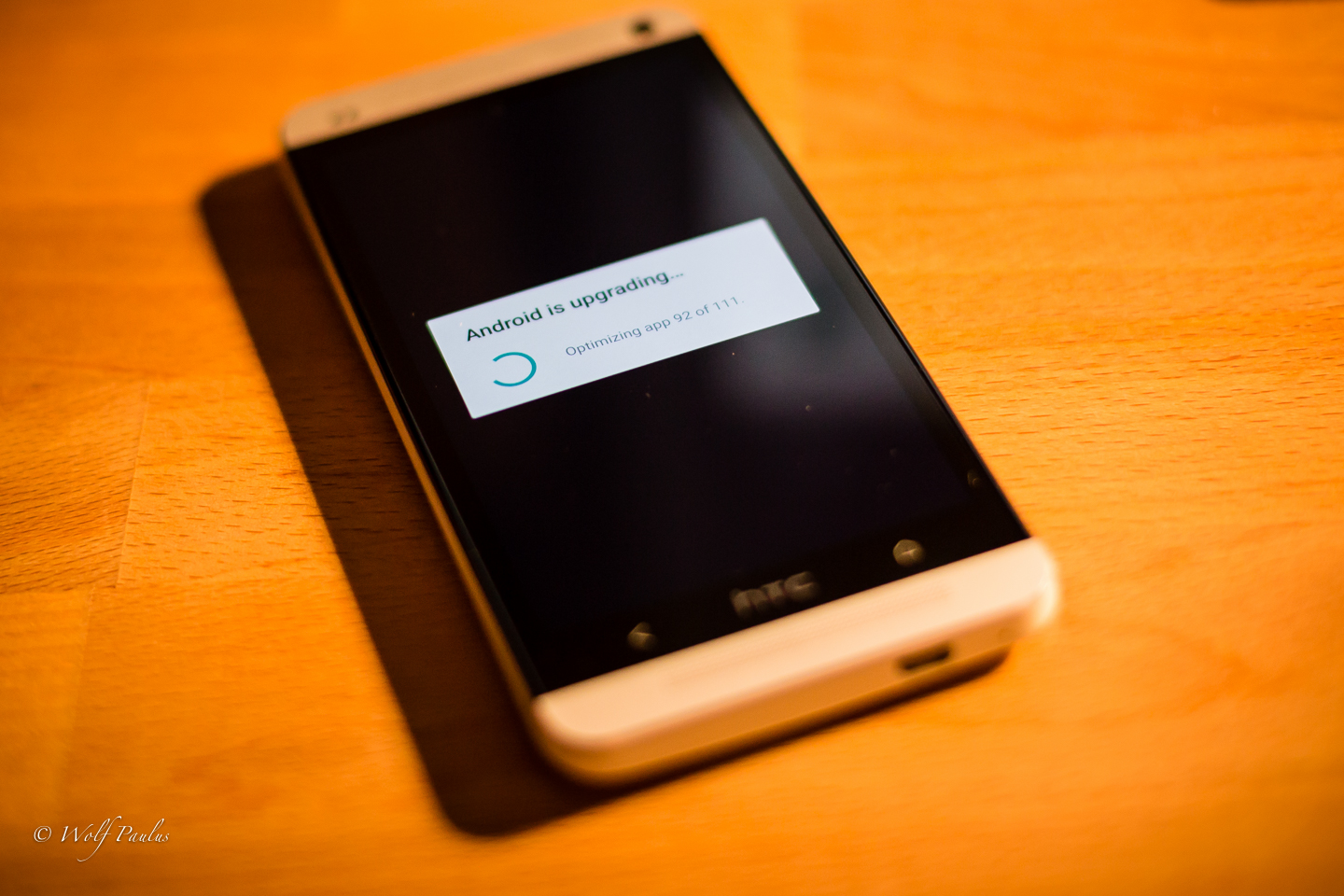 HTC One M7 gets Android 5 1 – and here is how – Wolf Paulus